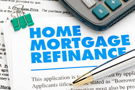 Refinancing your property for cash out and credit consolidation